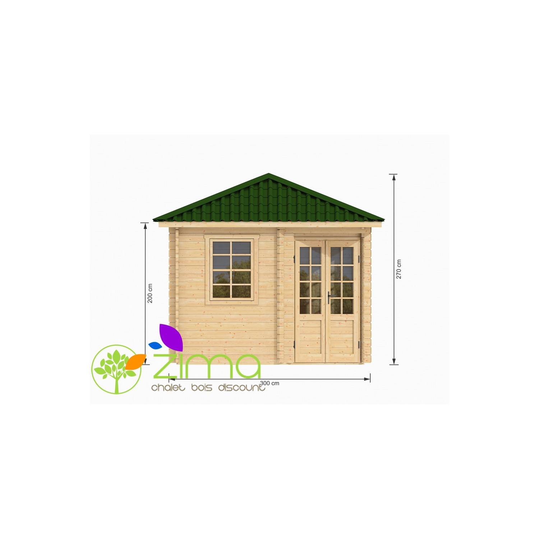 Chalet de jardin de luxe meilleures id es cr atives pour la conception de la maison for Abri de jardin quebec