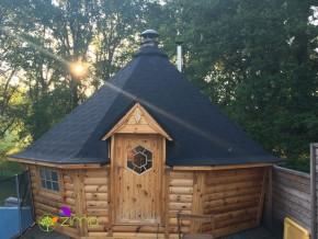 Sauna Grill Exclusive 16,5 m²